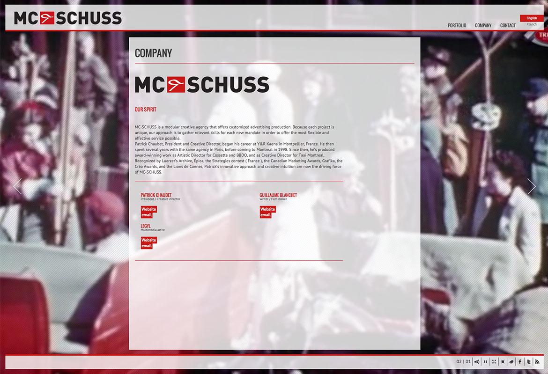 mcschuss