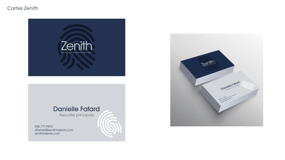 Zenith-cartes